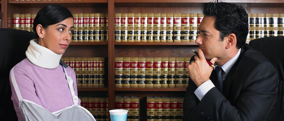 Bufete Jurídico de Abogados Expertos en Lesiones y Accidentes Laborales y Personales y Ley Laboral Cercas de Mí en Los Angeles California