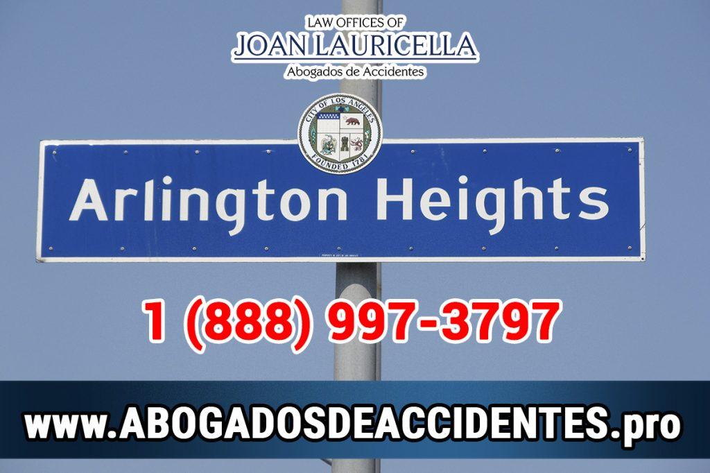 Abogados de Accidentes en Arlington Heights