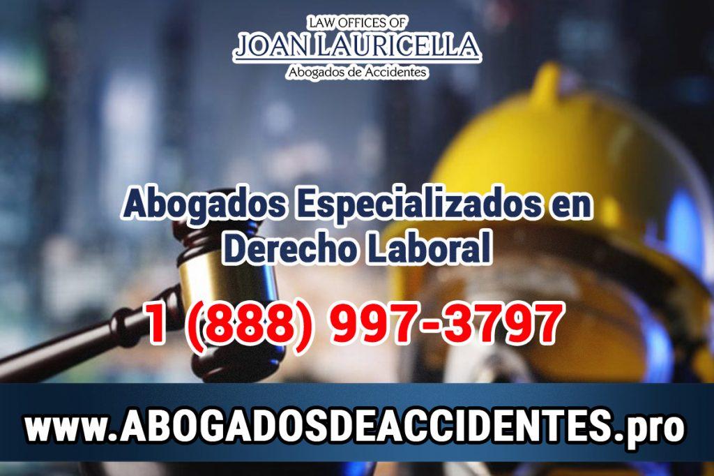 Abogado Especializado en Accidentes de Trabajo en Los Angeles Ca