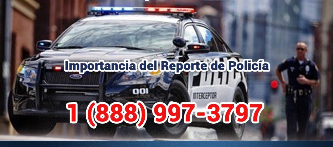¿Por Qué Necesita Un Oficial De Policía En La Escena De Su Accidente En Los Angeles?