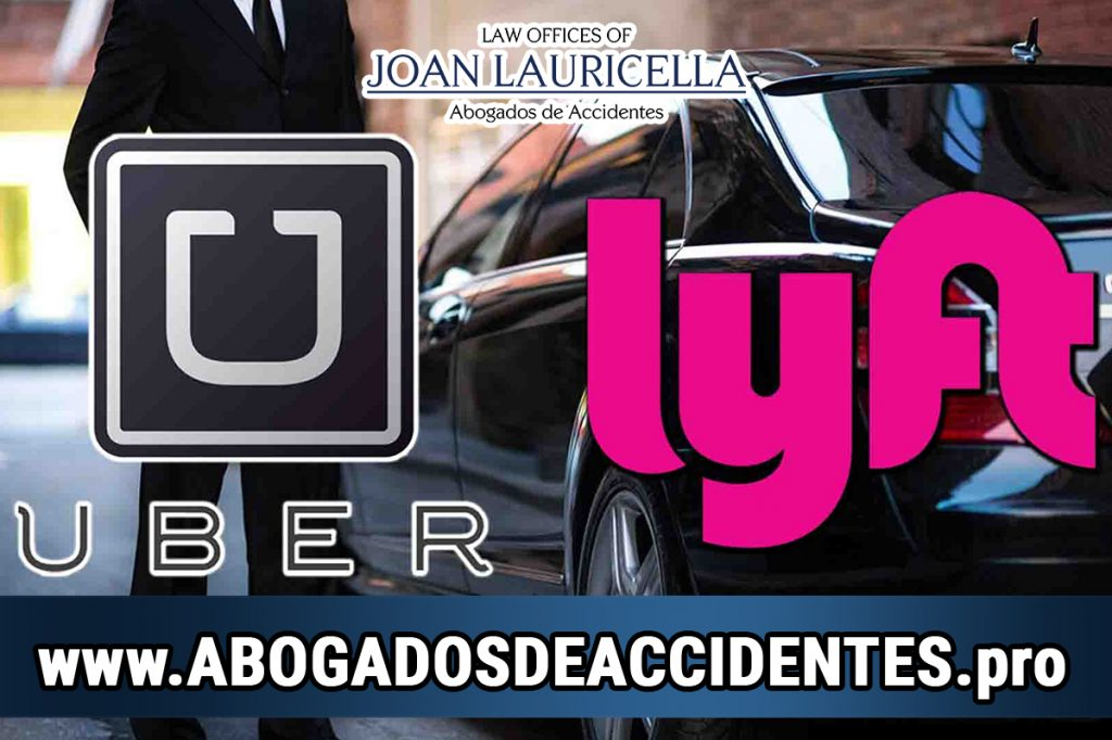 Abogados de Accidentes Uber o Lift en Los Angeles Ca