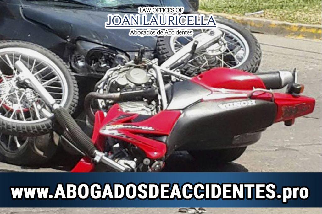 Abogados de Accidentes de Moto en Los Angeles Ca