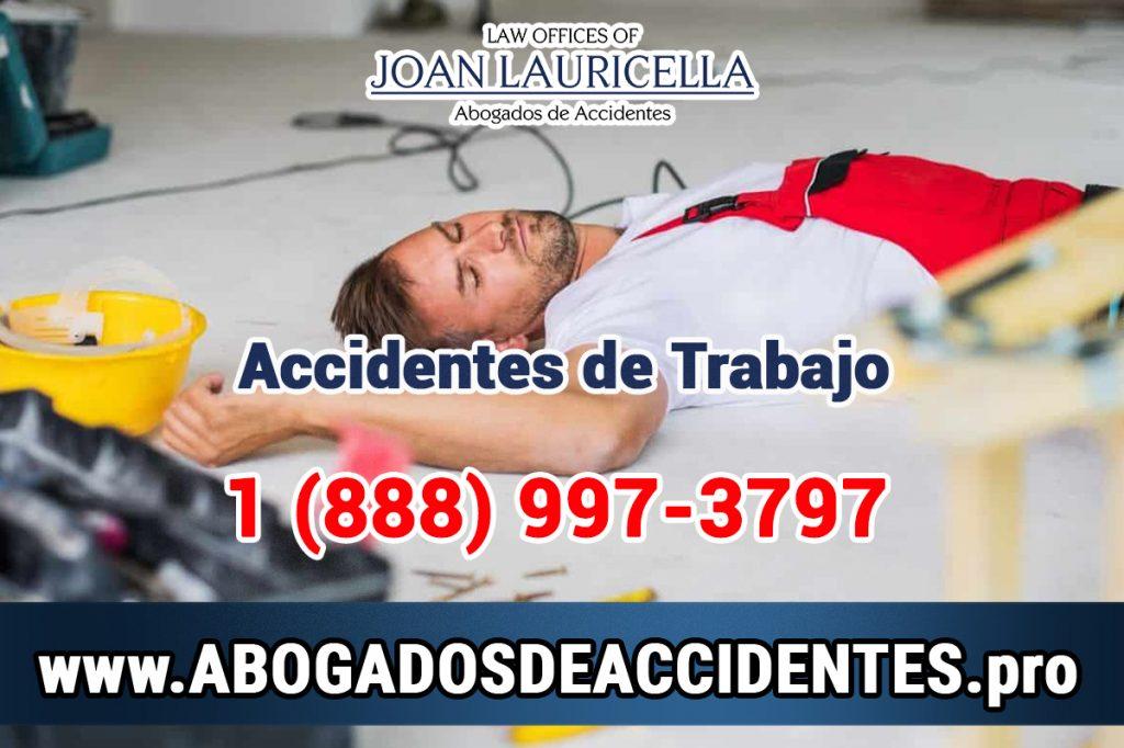 Abogado de Accidentes en el Trabajo en Los Angeles Ca