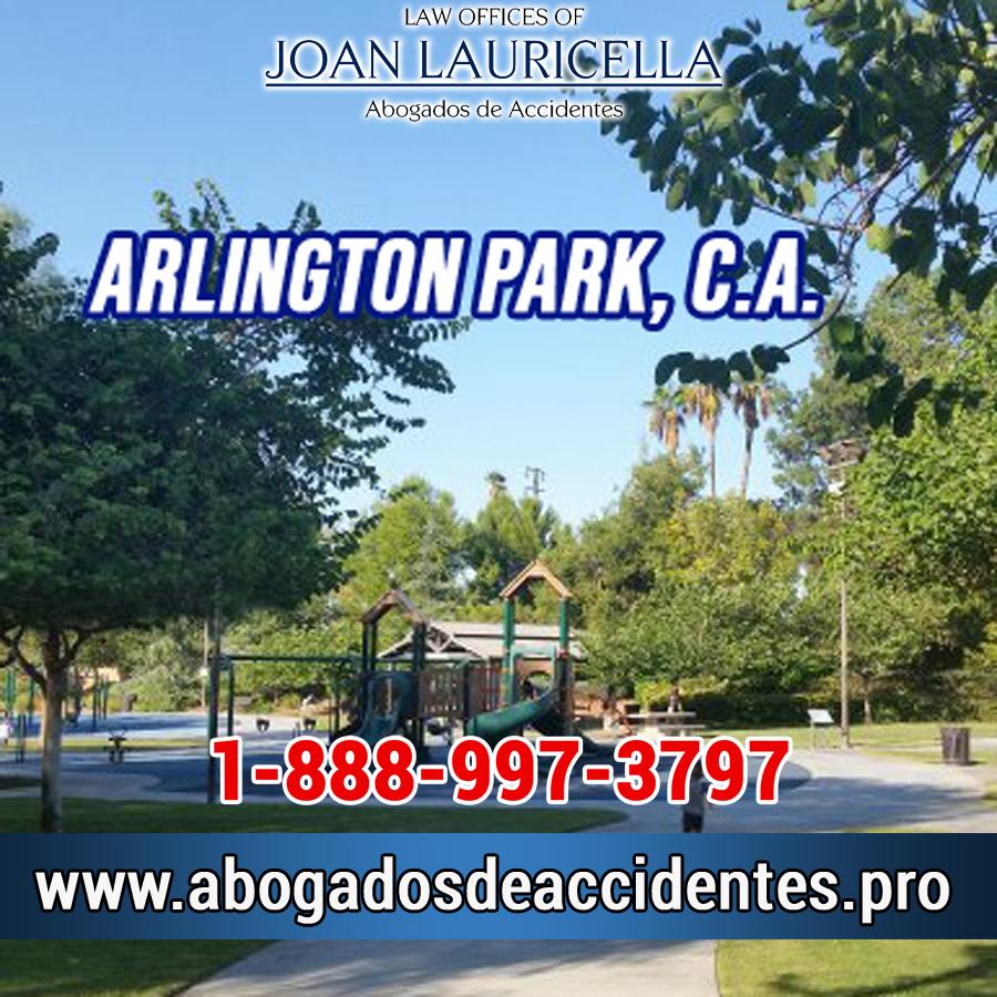 Abogado de Accidentes en Arlington Park CA