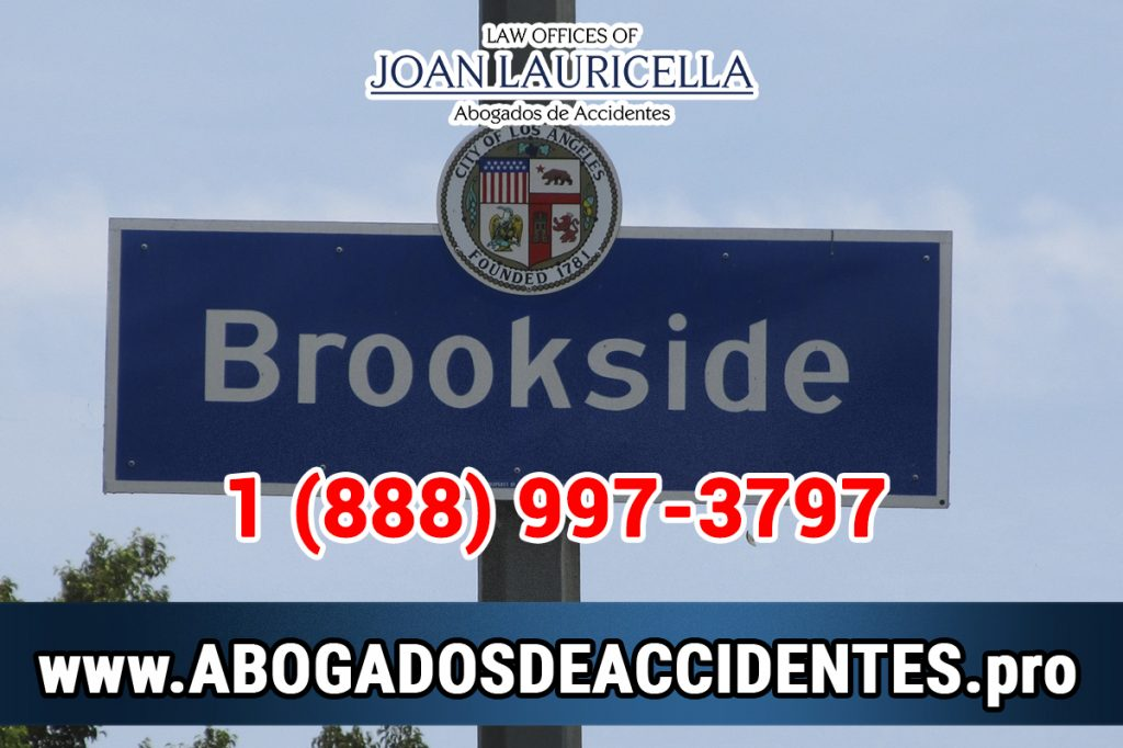 Abogados de Accidentes en Brookside CA