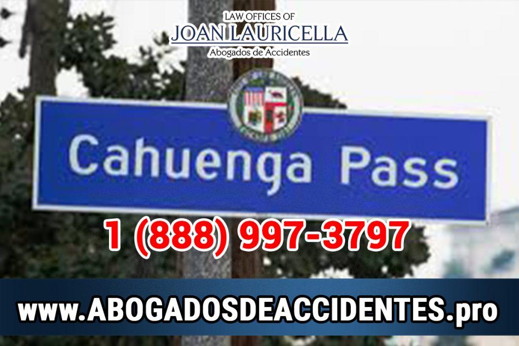 Abogados de Accidentes en Cahuega Pass CA