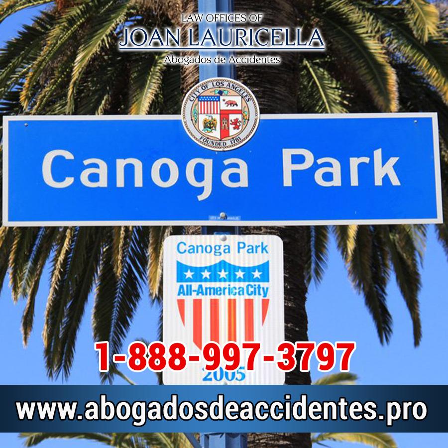 Abogados de Accidentes de Auto y Trabajo en Canoga Park San Fernando Valley,