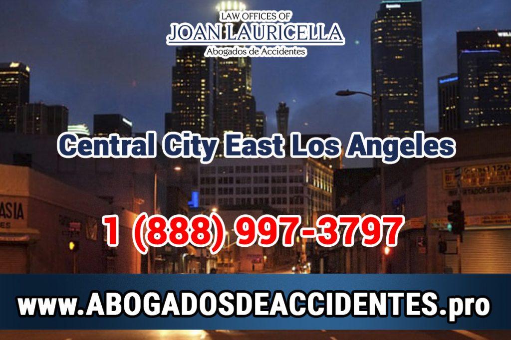 Abogados de Accidentes en Central City East