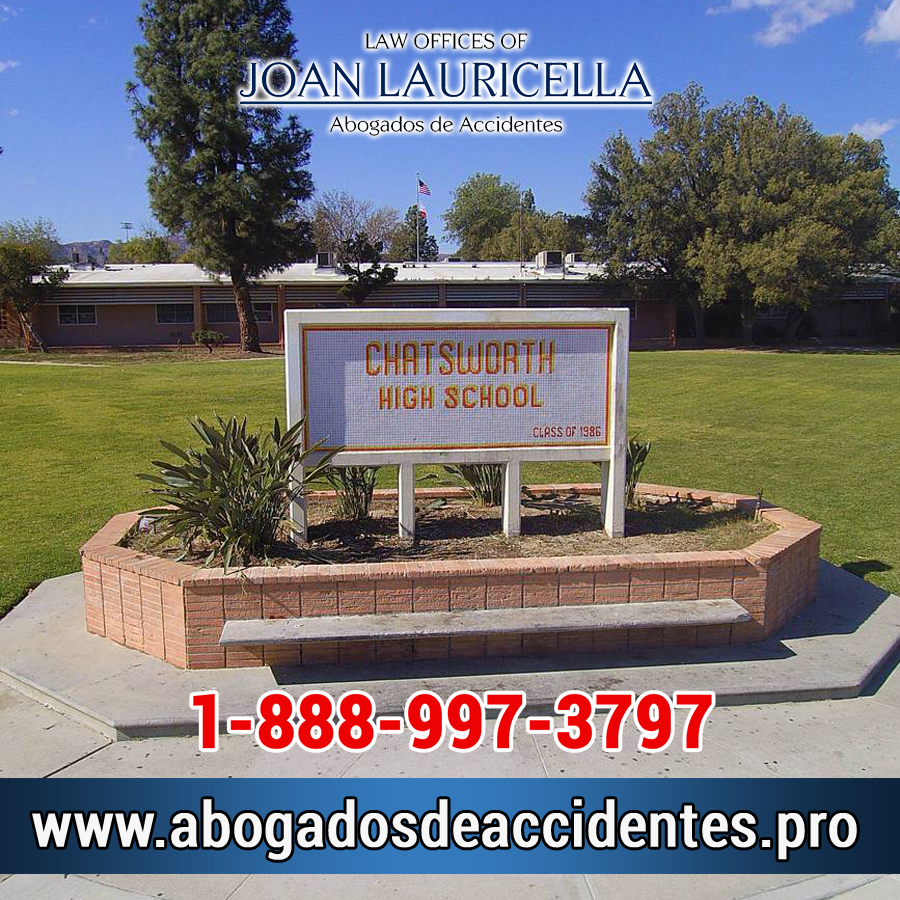 Abogados de Accidentes en Chatsworth California