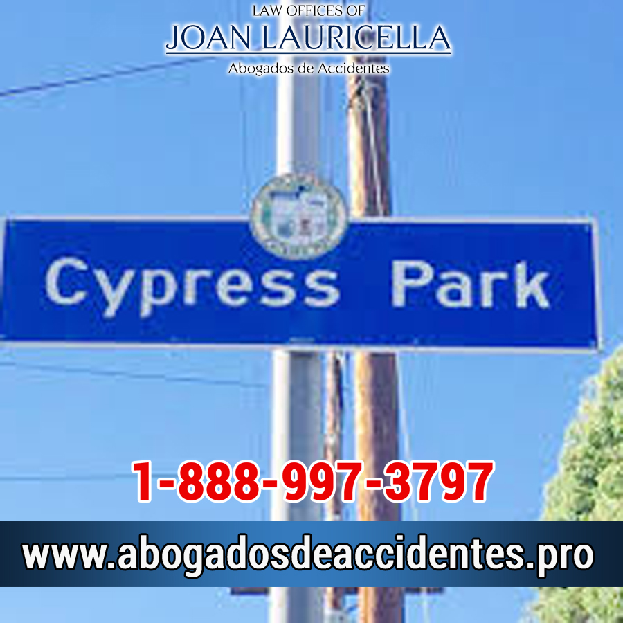 Abogados de Accidentes en Cypress Park CA