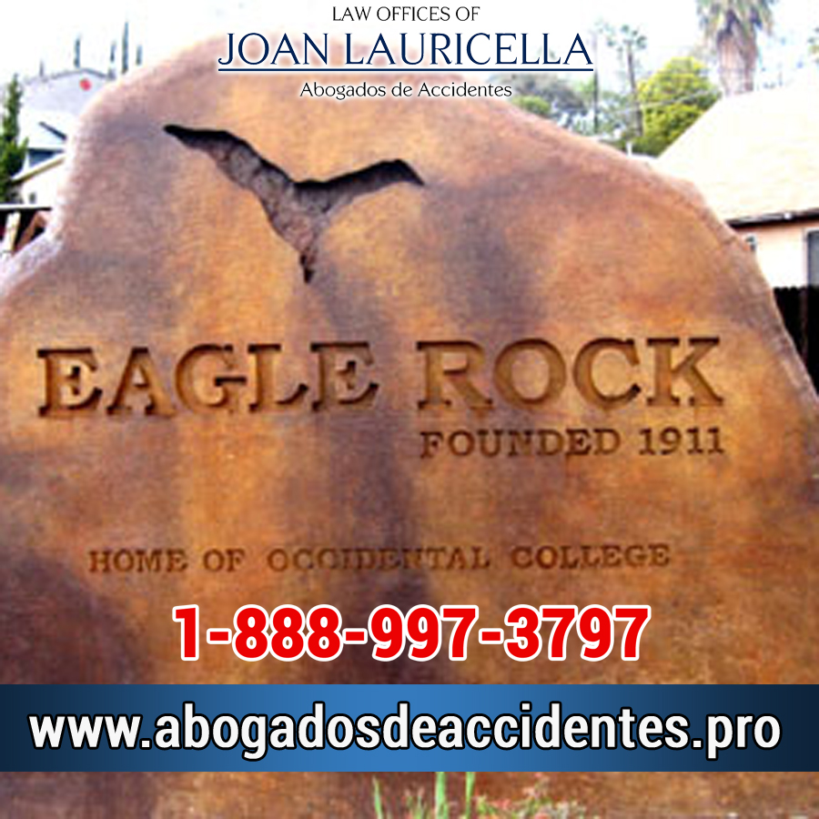 Abogados de Accidentes en Eagle Rock CA