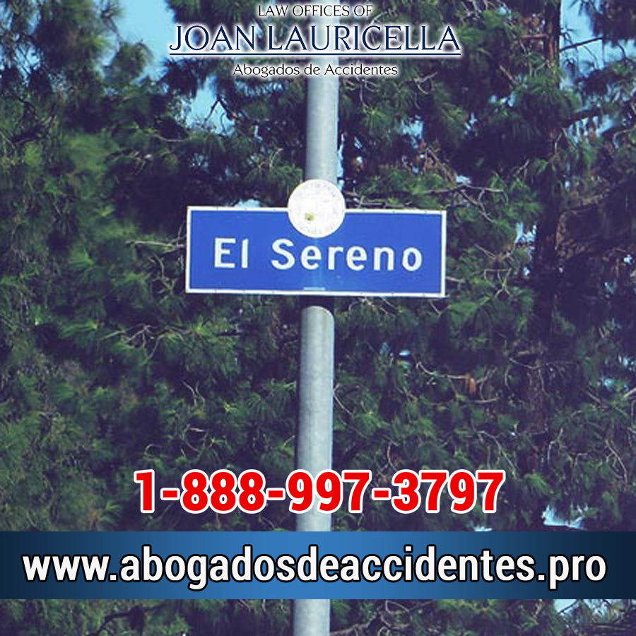 Abogados de Accidentes en El Sereno CA