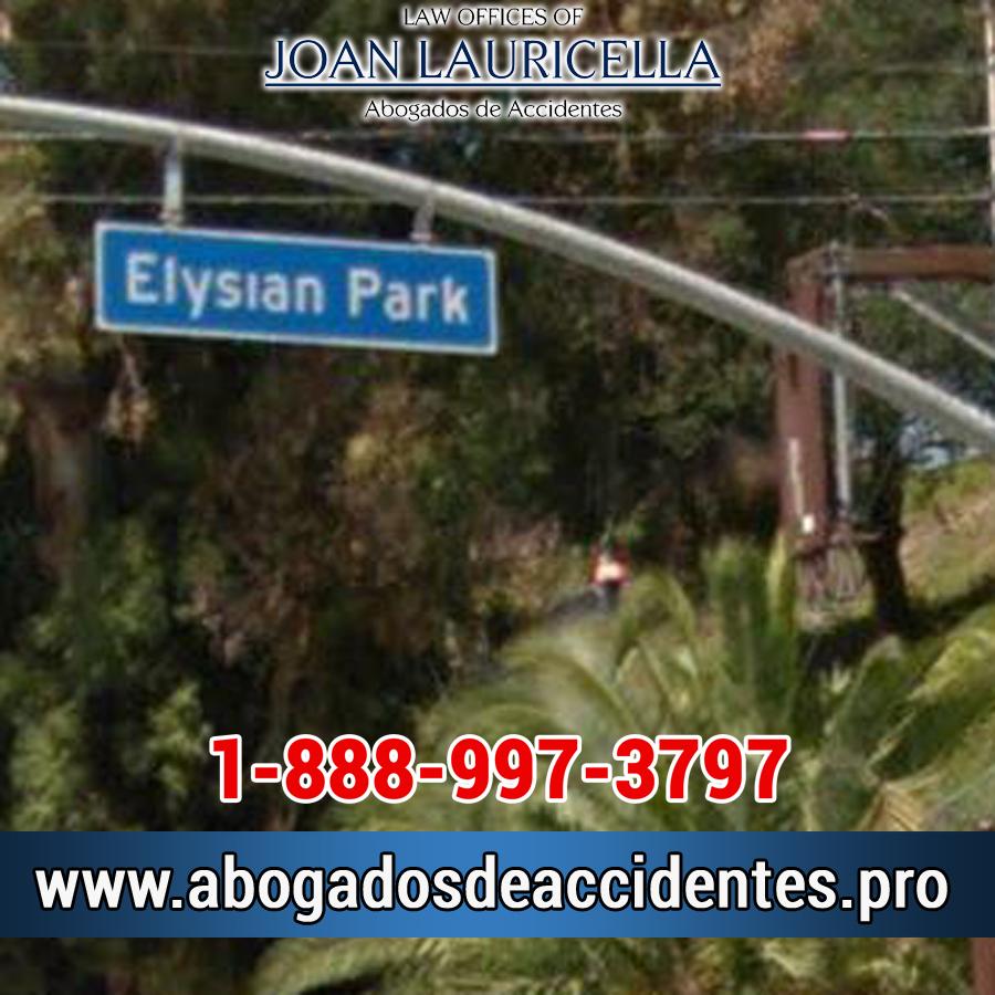 Abogados de Accidentes en Elysian Park CA
