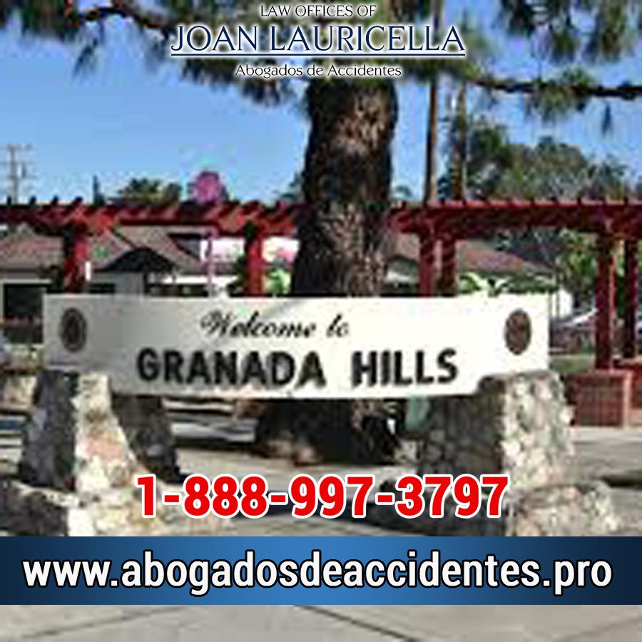 Abogados de Accidentes en Granada Hills California