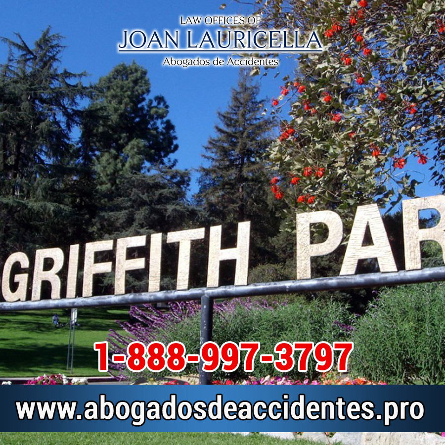 Abogados para Accidentes en Griffith Park CA