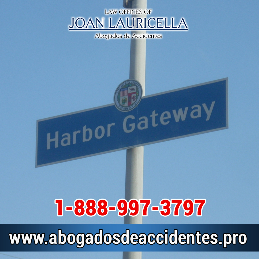 Abogado de Accidentes en Harbor Gateway Ca,