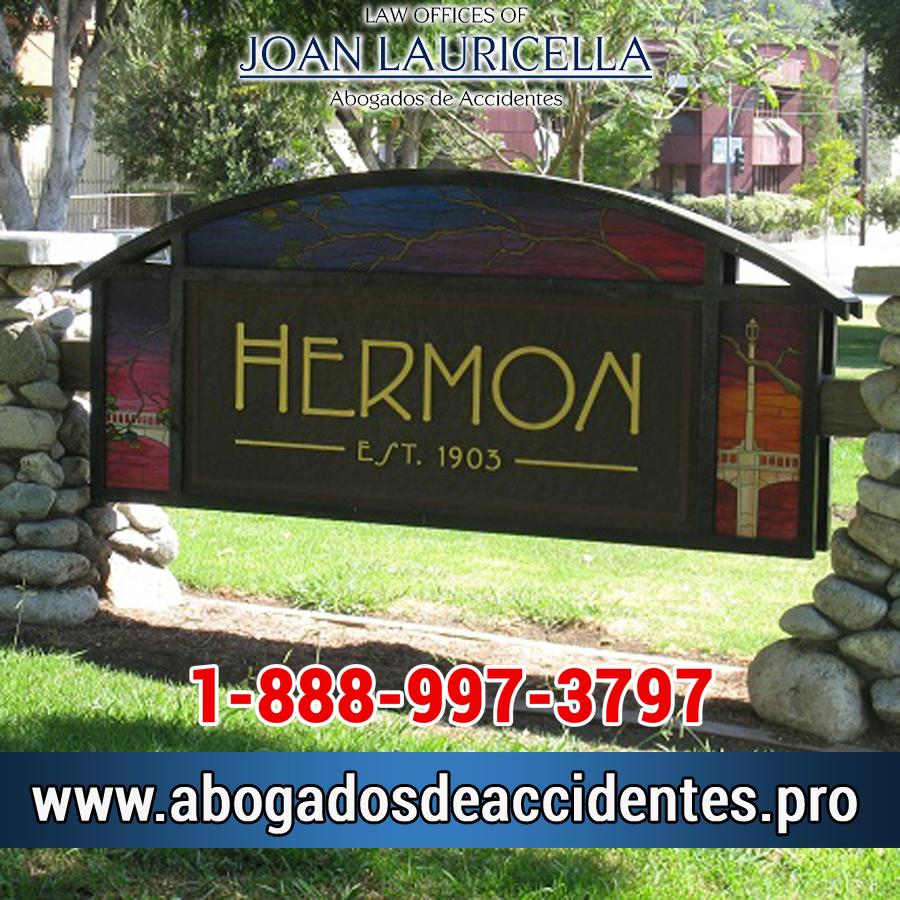 Abogados de Accidentes en Hermon