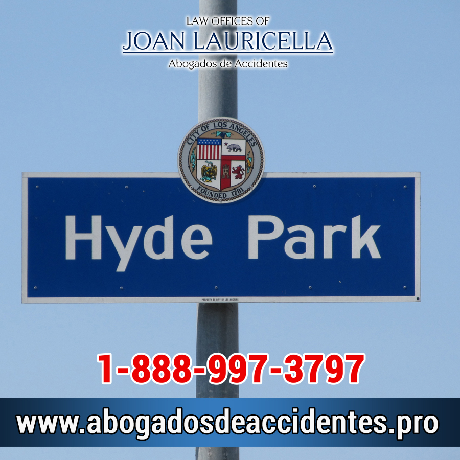 Abogados de Accidentes en Hyde Park CA
