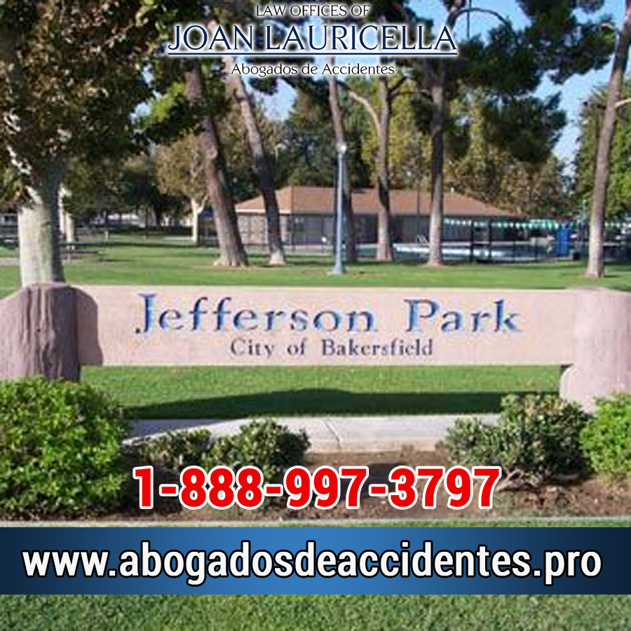 Abogados de Accidentes en Jefferson Park CA