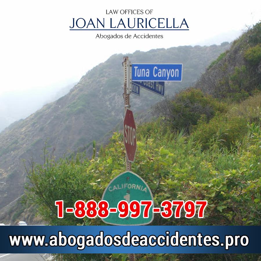 Abogados de Accidentes de Auto y Trabajo en La Tuna Canyon Ca,