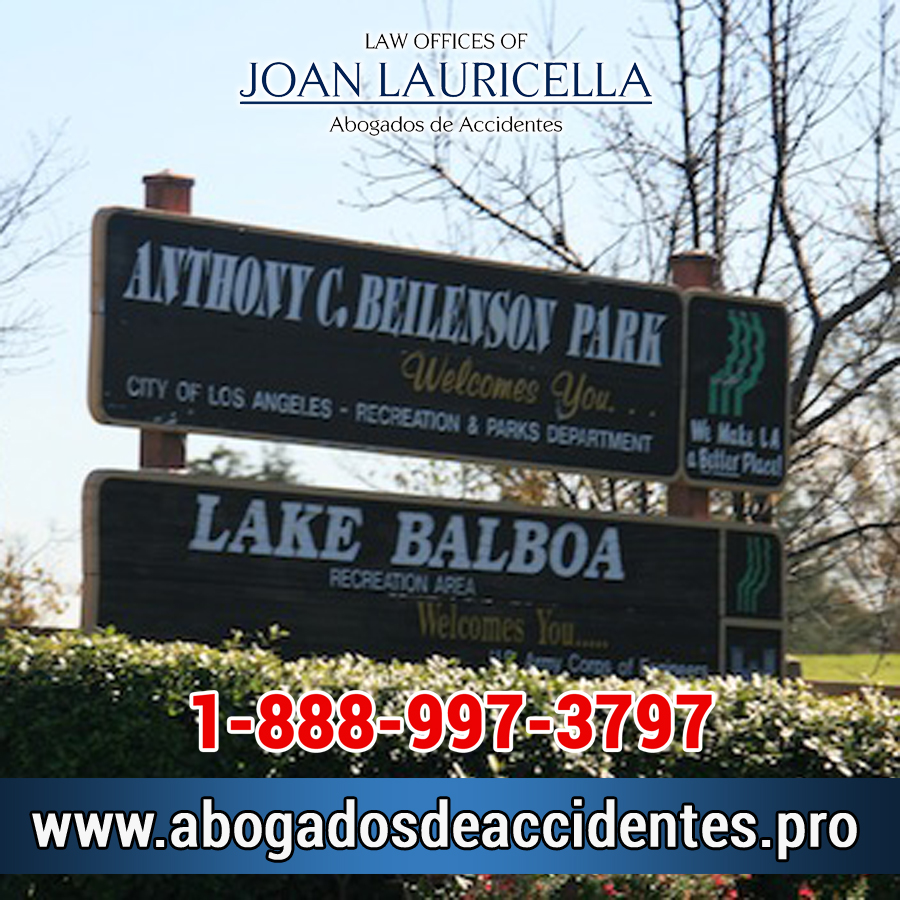 Abogados de Accidentes y Lesiones Personales en Lake Balboa California
