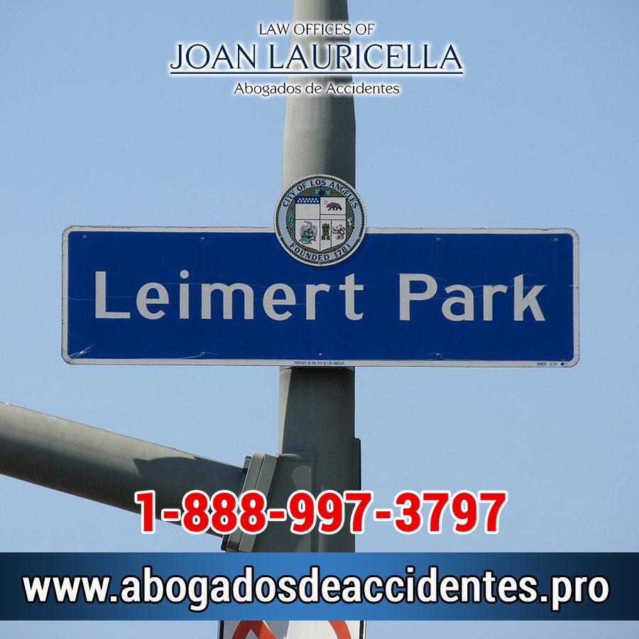 Abogados de Accidentes en Leimert Park CA