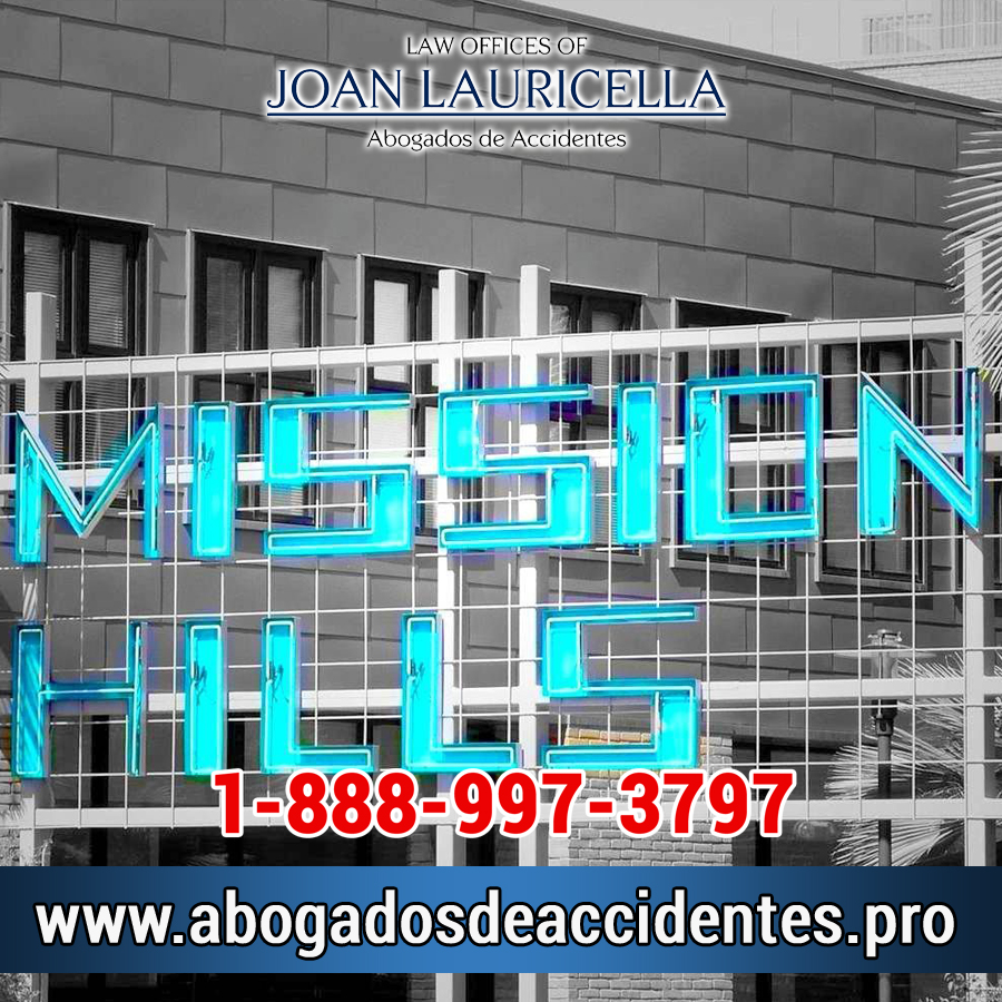 Abogados de Accidentes en Mission Hiils California