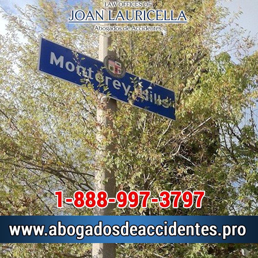 Abogados de Accidentes en Monterey Hills CA