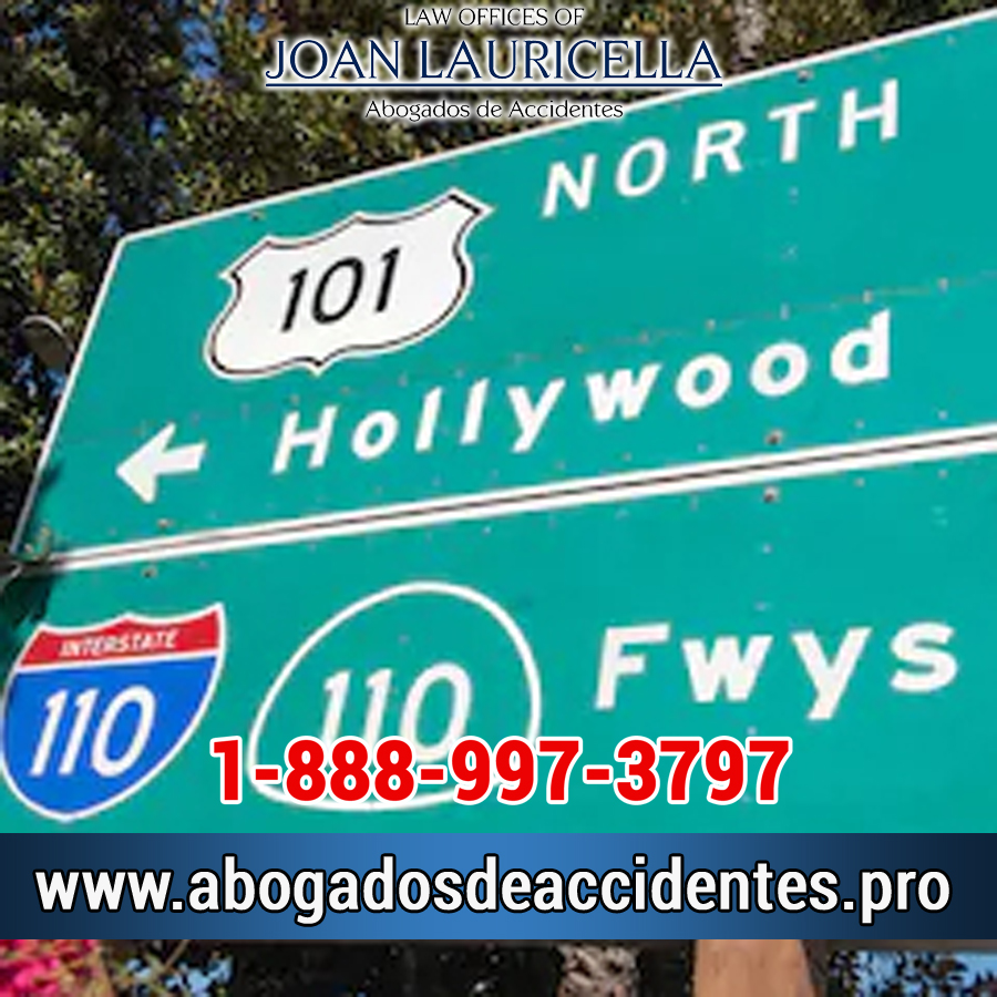 Abogados de Accidentes en North Hollywood California