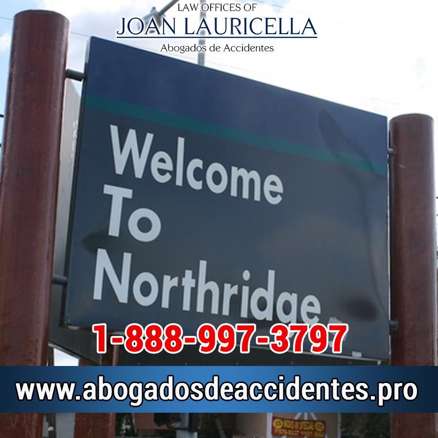 Abogados de Accidentes en Northridge California
