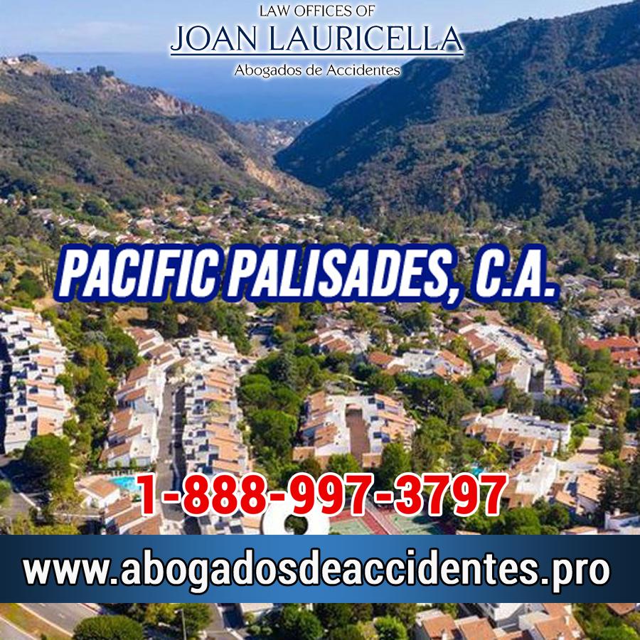 Abogados de Accidentes en Palisades CA
