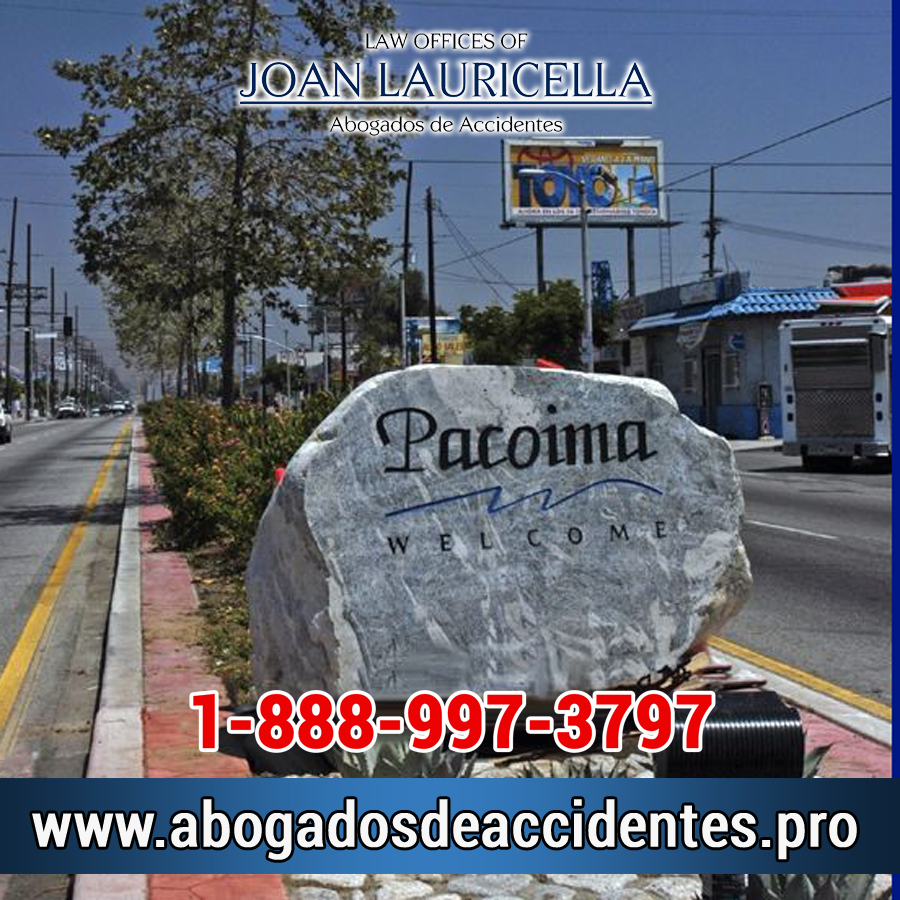 Abogados de Accidentes en Pacoima California