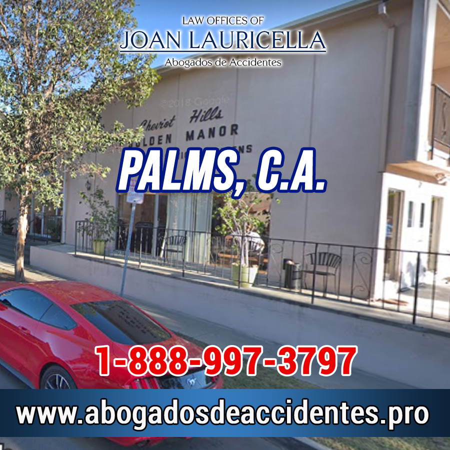 Abogados de Accidentes en Palms CA