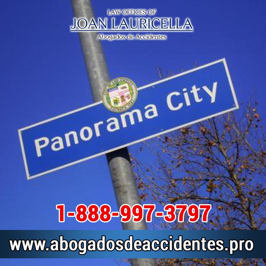 Abogados de Accidentes en Panorama City California