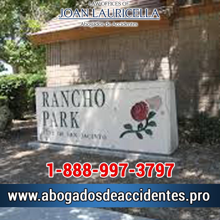 Abogados de Accidentes en Rancho Park CA