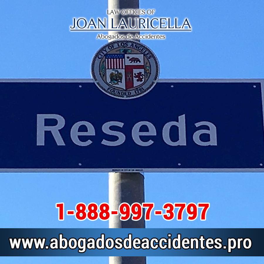 Abogados de Accidentes en Reseda California
