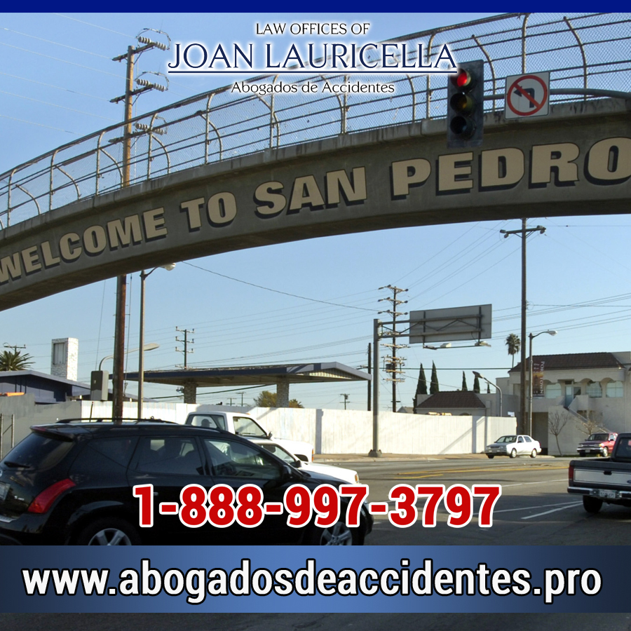 Abogado de Accidentes en San Pedro Ca,