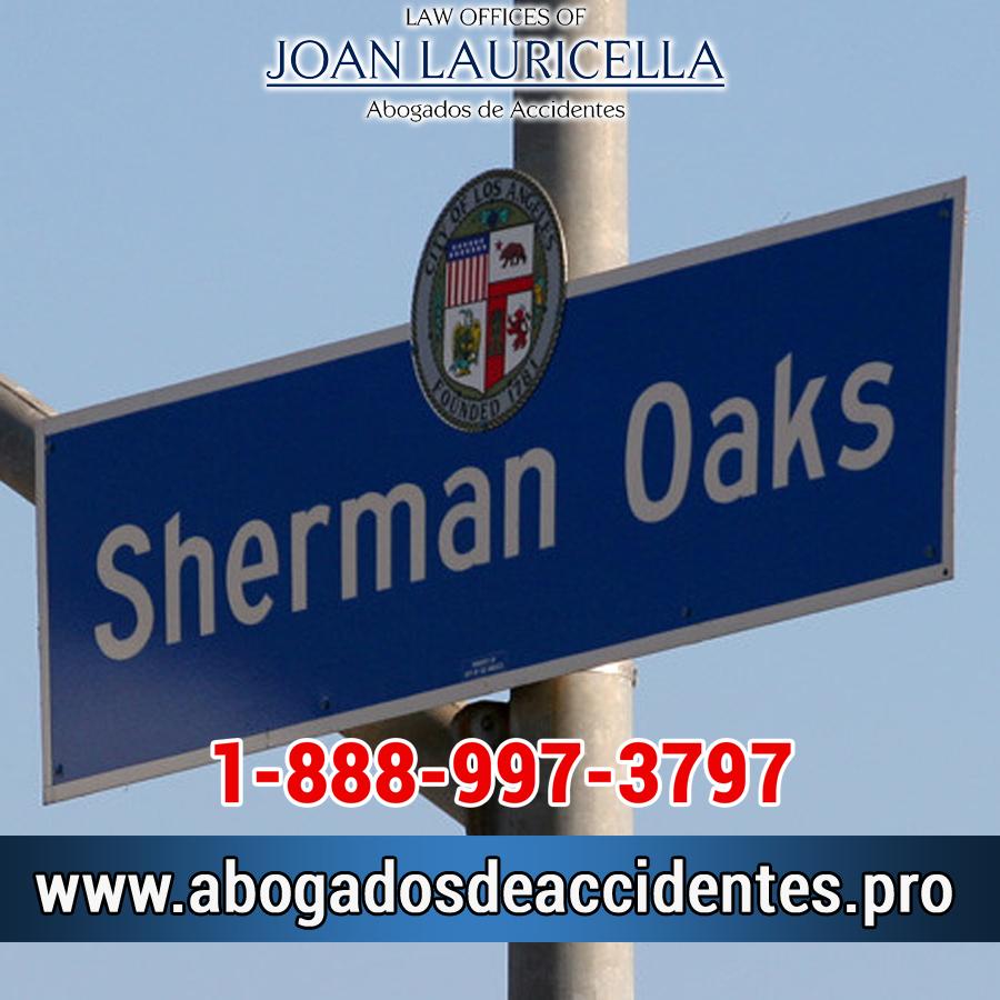 Abogado de Accidentes en Sherman Oaks California