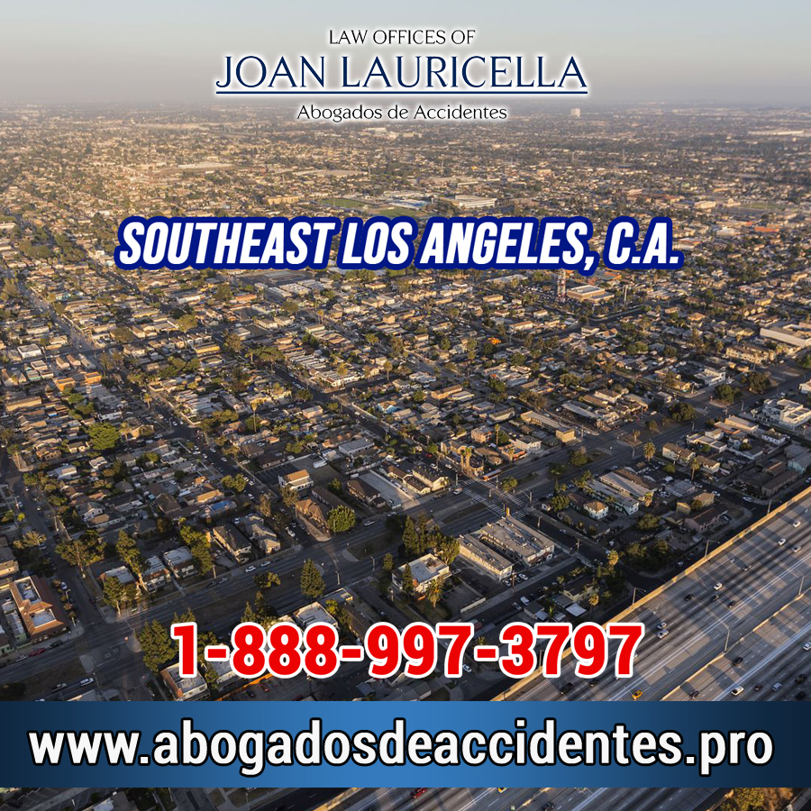 Abogados de Accidentes en Southeast CA