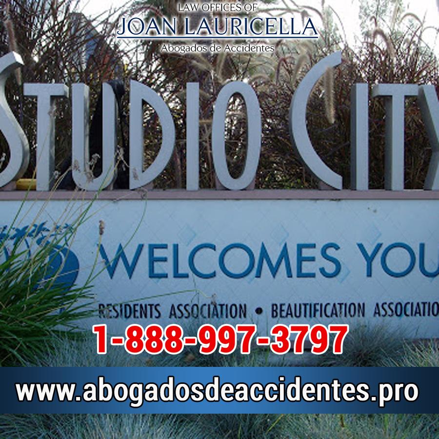 Abogado de Accidentes en Studio City California