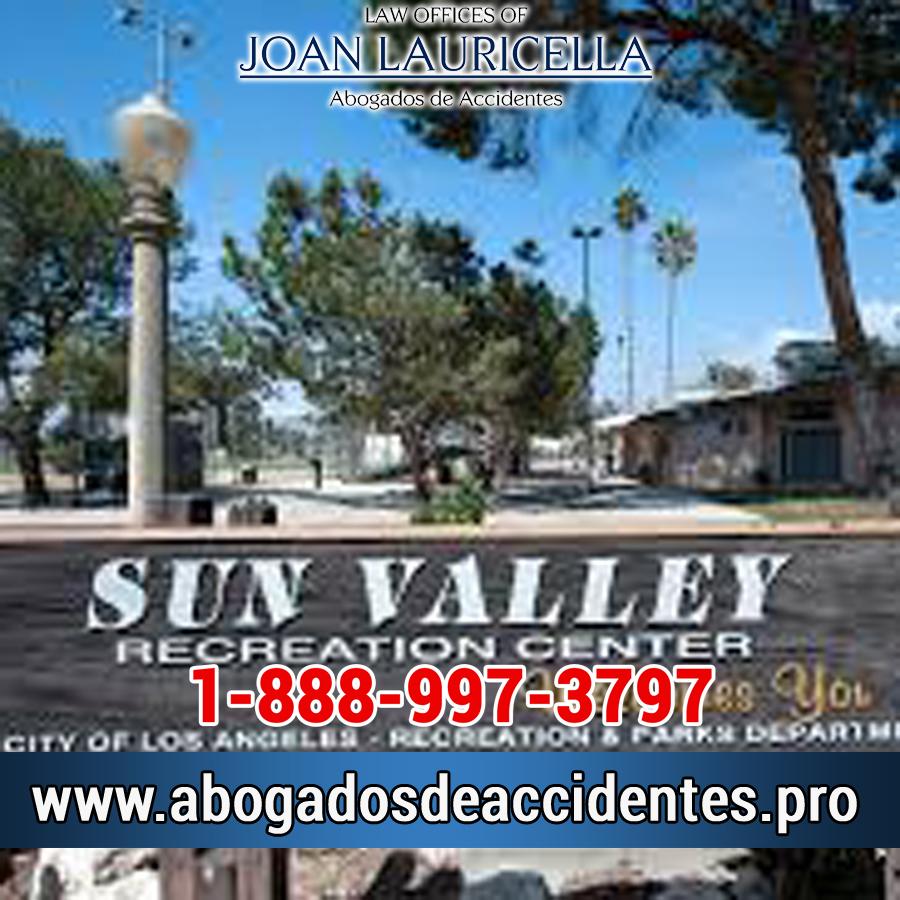 Abogado de Accidente en Sun Valley Ca