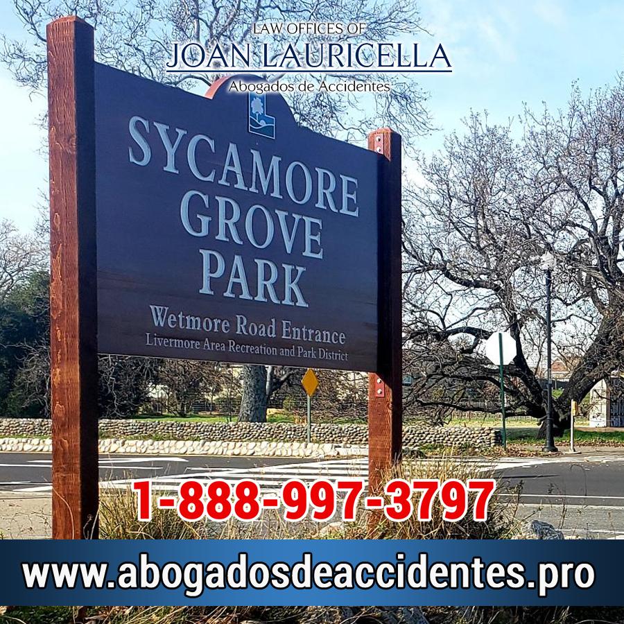 Abogados de Accidentes en Sycamore Grove CA