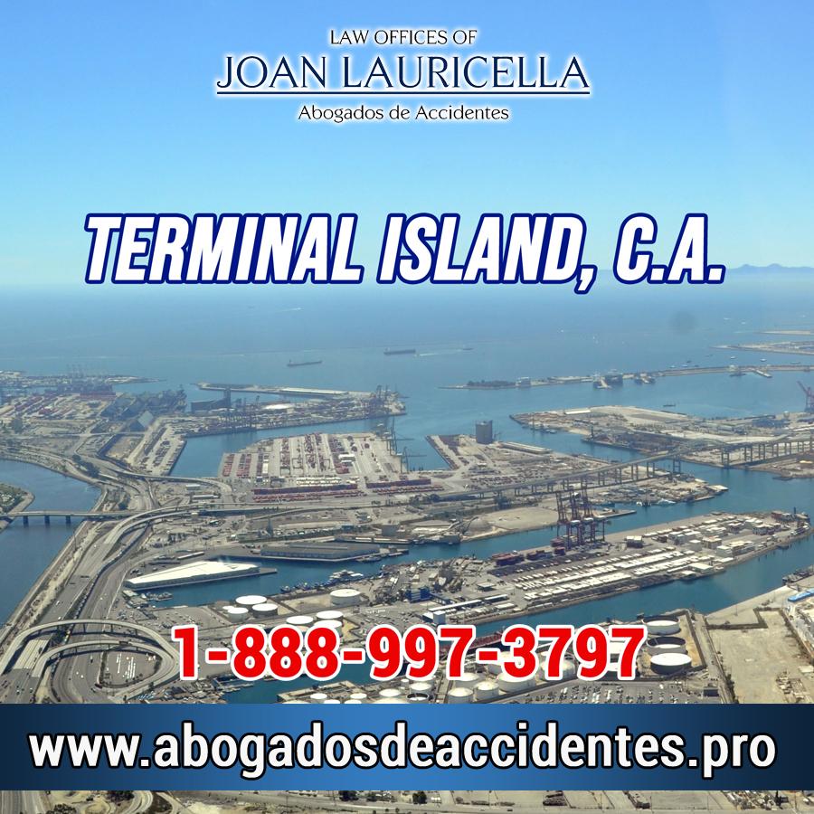 Abogados de Accidentes en Terminal Island Ca,