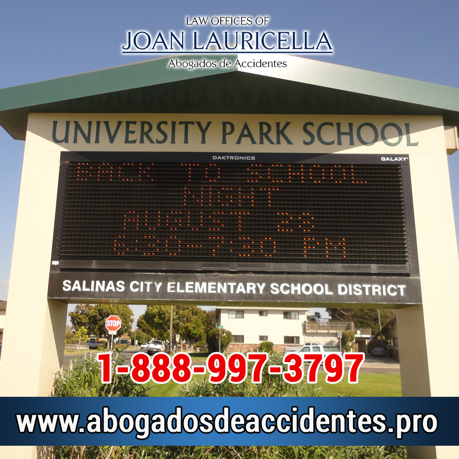 Abogados de Accidentes en University Park CA