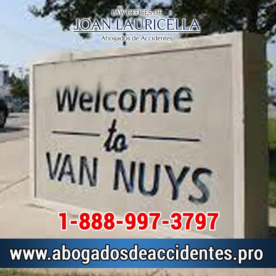 Abogado de Accidentes en Van Nuys Ca