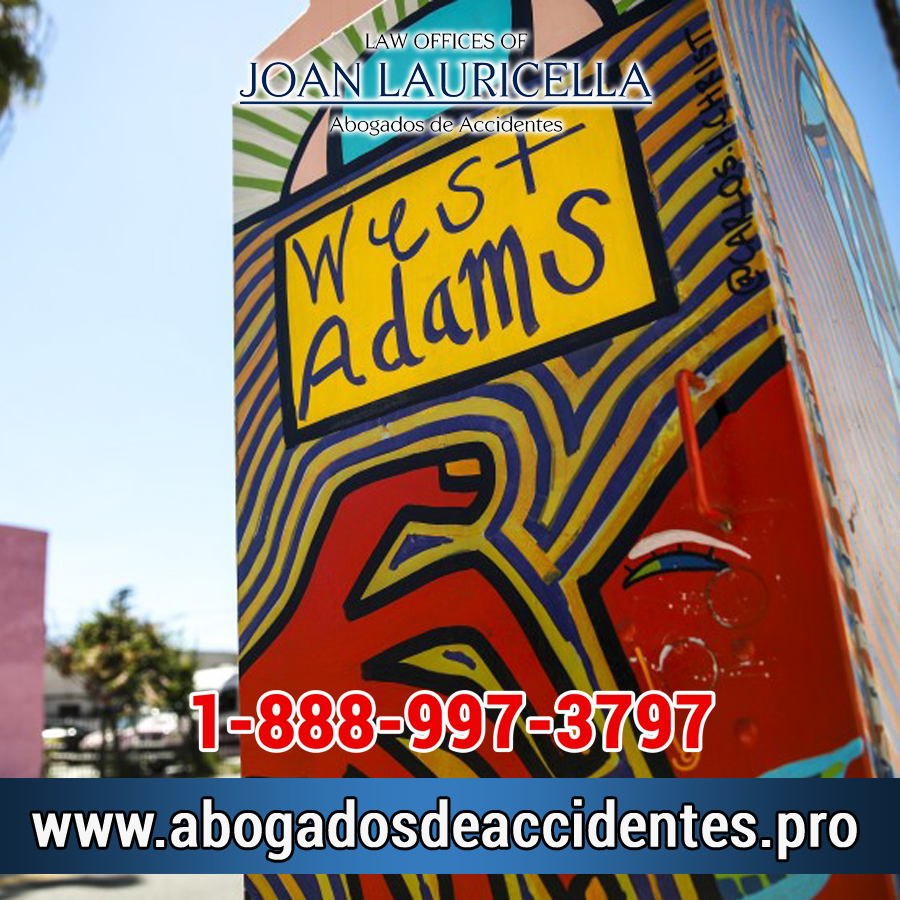 Abogados de Accidentes en West Adams Terrace