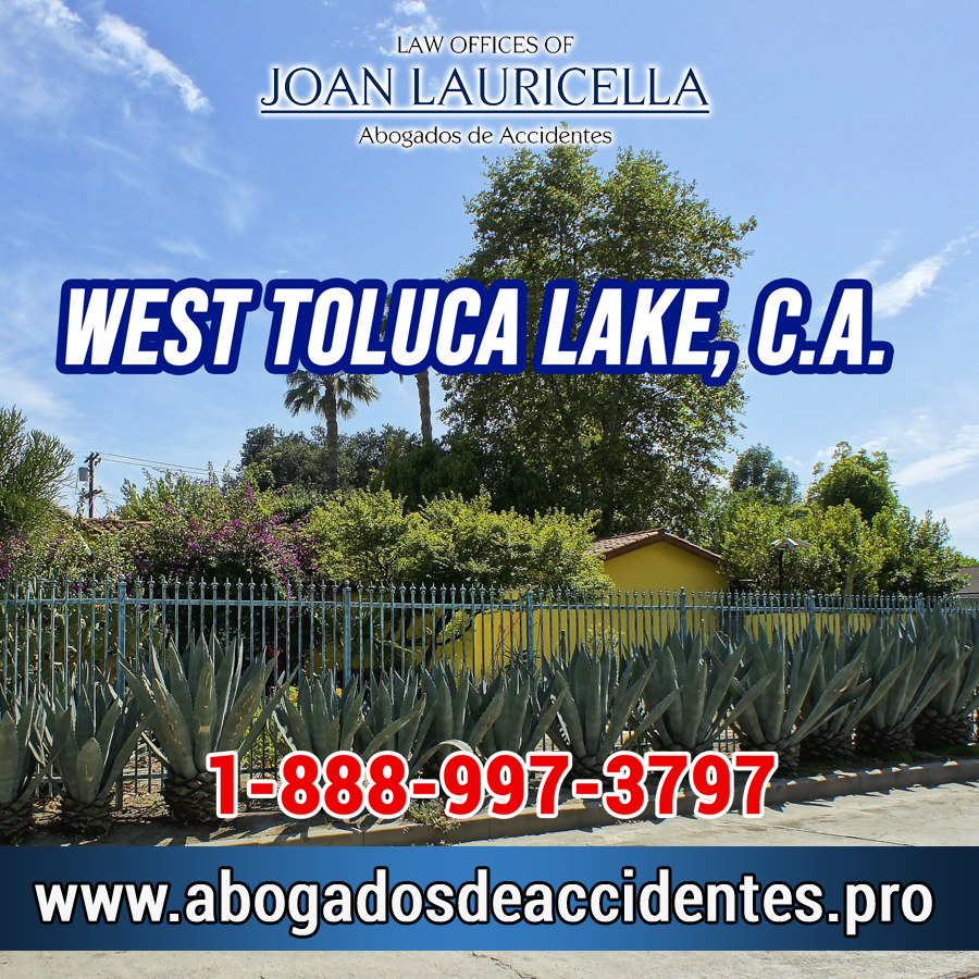 Abogado de Accidentes en West Toluca Lake Ca