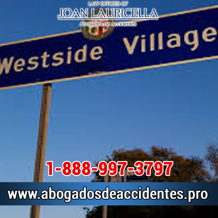 Abogado de Accidentes en Westside Village CA