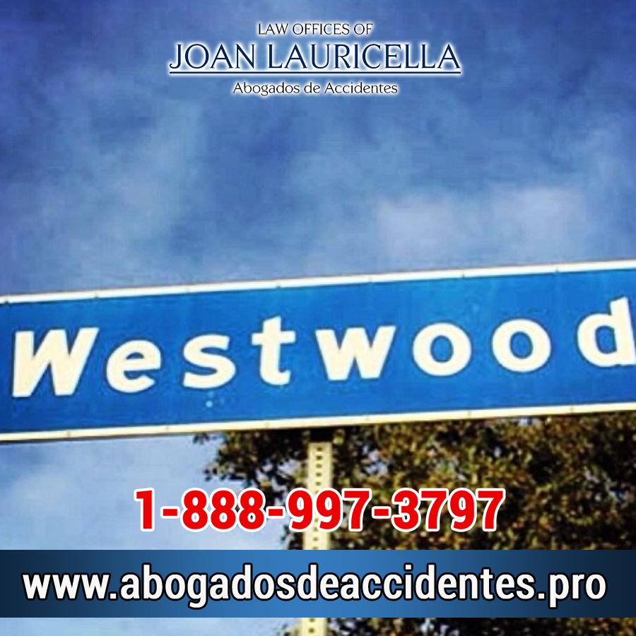 Abogados de Accidentes en Westwood CA