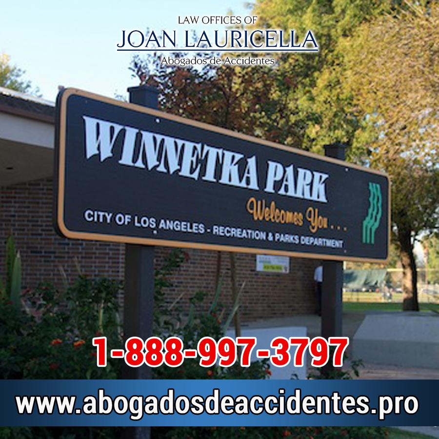 Abogado de Accidentes en Winnetka Ca